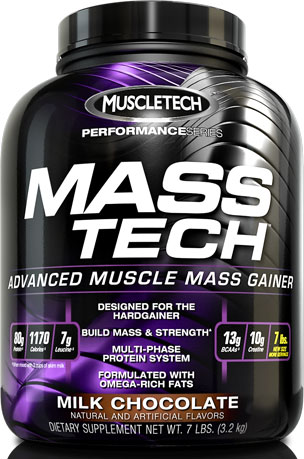 Weight gainer migliore muscletech