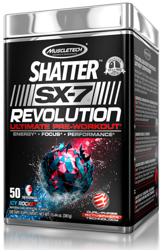 Shatter SX-7 Revolution USA