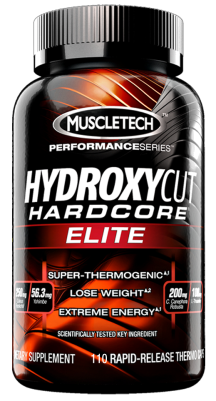 Hydroxycut Hardcore Elite International