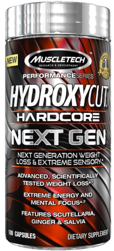 Hydroxycut next gen USA