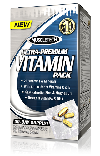 Ultra-Premium Vitamin Pack